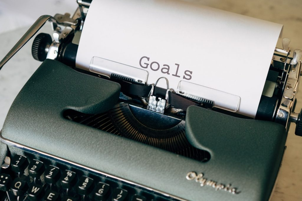 Digital marketing plan and goals.